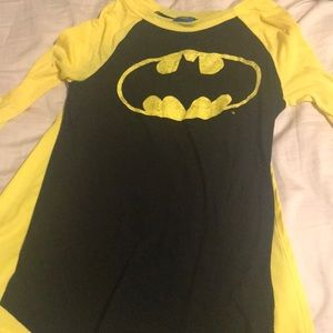 Other - extra small bat woman shirt good for dress up!